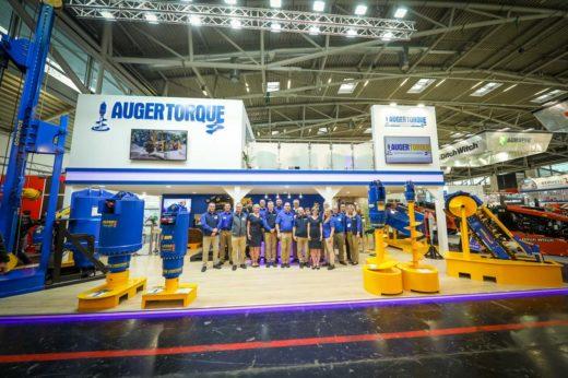 Auger Torque Europe Ltd has been awarded the Queen's Award for Enterprise 2019 for International Trade